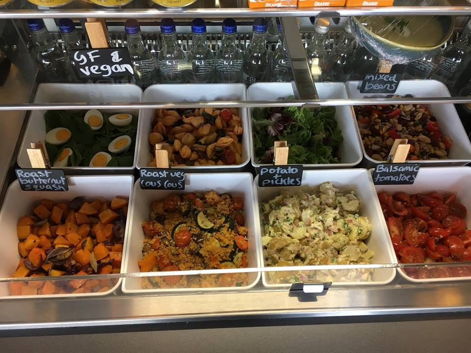 Salad Bar - Bean 47